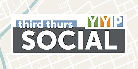 YYP Third Thursday Social - President's Social tickets