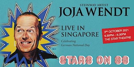 Steinway Artist, Joja Wendt LIVE IN SINGAPORE! tickets