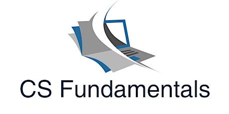 CS Fundamentals Web Development tickets
