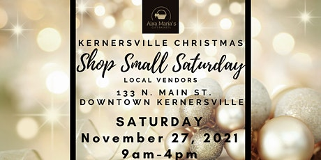 Kernersville Christmas Shop Small Saturday! tickets