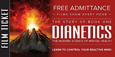 Live Life to its Fullest – Dianetics Film Screening tickets