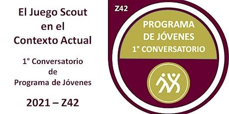 El Juego Scout  en el  Contexto Actual  1° Conversatorio boletos