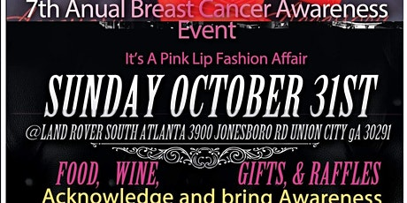 Accessory Me 7th Annual Breast Cancer Awareness Event tickets
