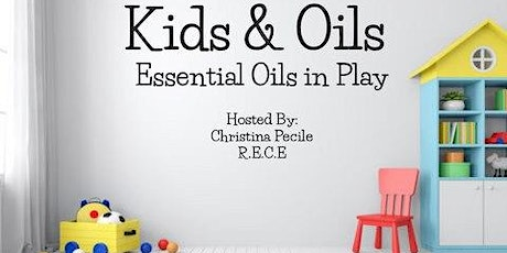 Kids & Essential Oils: Using doTERRA essential oils safely during play tickets