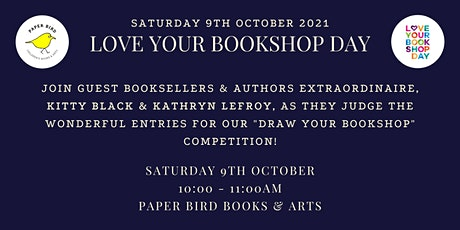 Love Your Bookshop Day tickets