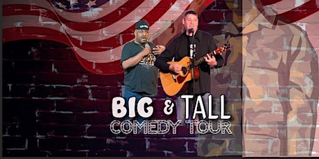 Barre VT Comedy - Legion Fundraiser w/The Big and Tall Comedy Tour tickets