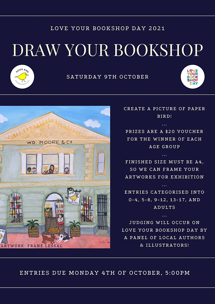 Love Your Bookshop Day image