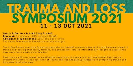 Trauma & Loss Symposium 2021 tickets