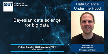 Data Science Under the Hood: Bayesian data science for big data ingressos