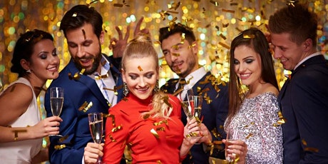 NYC's Hottest New Year's Eve Singles Party: Ring in 2022 With A Bang! tickets