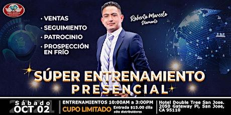 SUPER ENTRENAMIENTO PRESENCIAL tickets