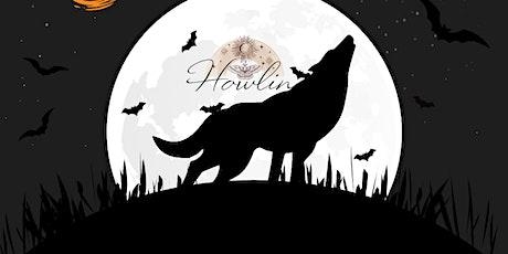 Howlin Halloween Night Market tickets