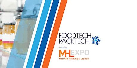 Foodtech Packtech tickets