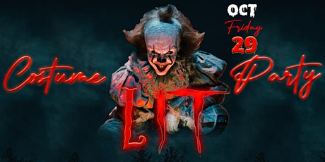 Krazy Lit Halloween Party tickets