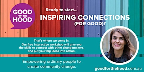 Inspiring Connection (for Good) tickets