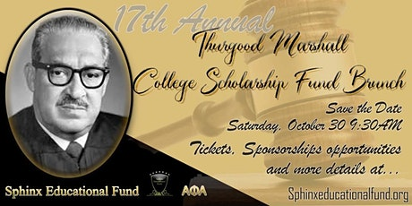 17th Annual SEF Thurgood Marshall College Fund Virtual Brunch tickets