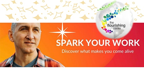 FREE WEBINAR: How to Spark Your Work tickets