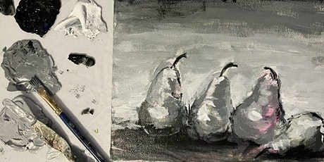 Wake & Make #9: Painting with the Grey-Scale with Ashlee Bucholtz tickets
