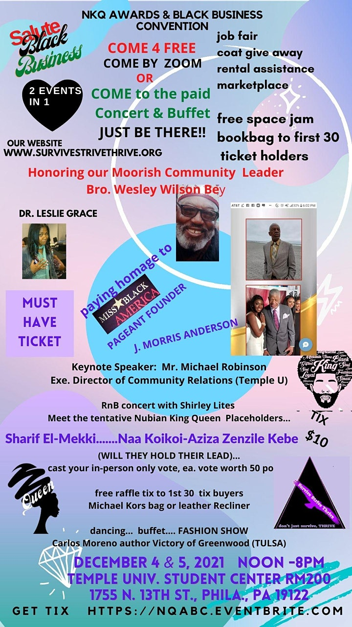 Black Business Convention image