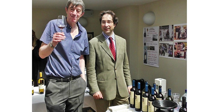 Wines of TUSCANY & Central Italy - Wine Tasting + DINNER at SICILY, London image