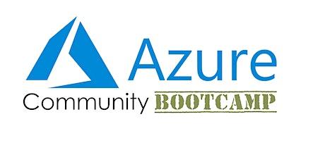 Azure Community Bootcamp tickets