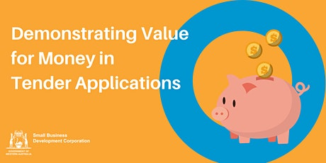 Demonstrating Value for Money in Tender Applications tickets