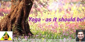 Introductory Yoga Class Pass