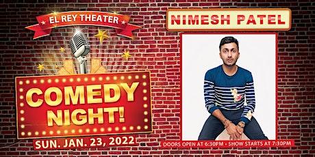 Comedy Night! ft. Nimesh Patel - Chico, CA tickets