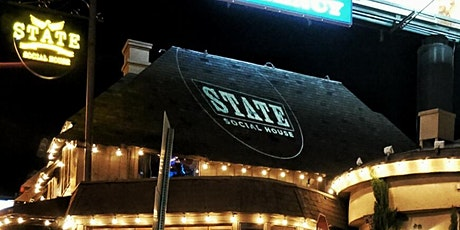 Social at State Social House 3 tickets