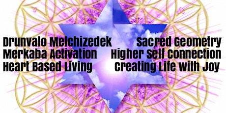 Online! Awakening The Illuminated Heart 4-day workshop-Drunvalo Melchizedek tickets