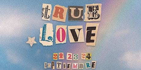 TRUE LOVE - LVRMujeres - DIANA VILLAMIZAR - Para No Casadas entradas