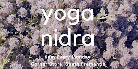 Yoga Nidra For Everyone tickets