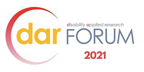 Disability Applied Research Forum (darFORUM) 2021 tickets