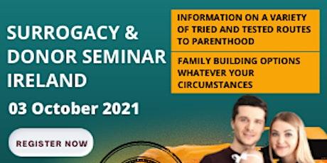 Growing Families Dublin Seminar Oct 2021 tickets