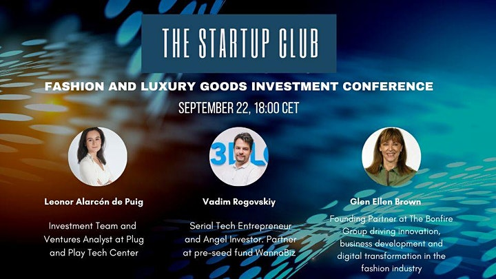 Fashion and Luxury Goods Investment Forum II Edition image