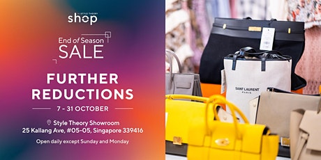 Style Theory's END OF SEASON SALE tickets