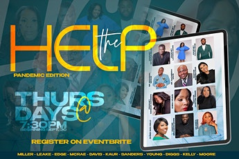 The Help (Pandemic Edition) tickets