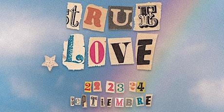 TRUE LOVE - LVRMujeres - Yulieth Sanchez - Para No Casadas entradas
