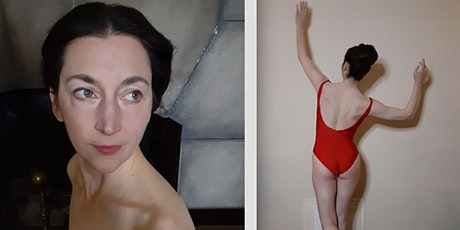 Live Model Drawing - Quick Sketch - Sundays 1-3pm ONLINE tickets