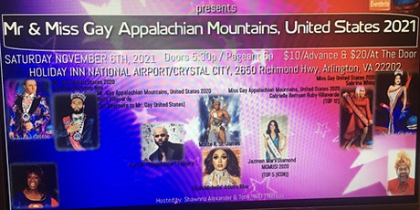 Mr & Miss Gay Appalachian Mountains, United States 2021 tickets