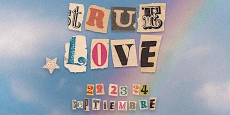 TRUE LOVE - LVRMujeres - PAOLA PEDRAZA - Para No Casadas entradas
