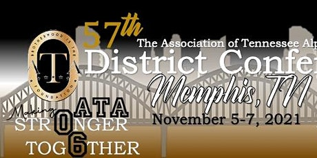 ATA 57th District Conference - Alpha Phi Alpha Fraternity, Inc. tickets