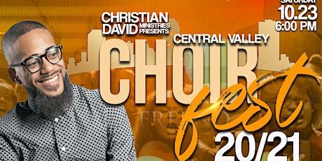 Choir Fest 2021 tickets