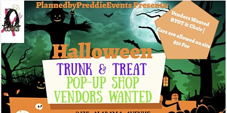 Halloween Trunk & Treat tickets