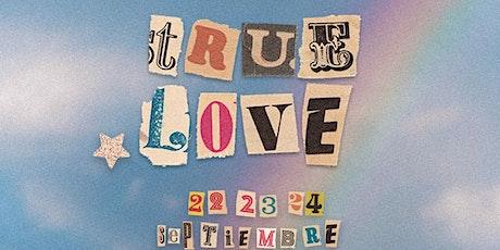 TRUE LOVE - LVRMujeres - Andrea Vera - Para No Casadas entradas