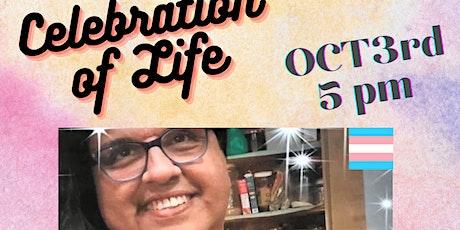 Celebration of Life- Devi Ashima, Our Trans Elder tickets