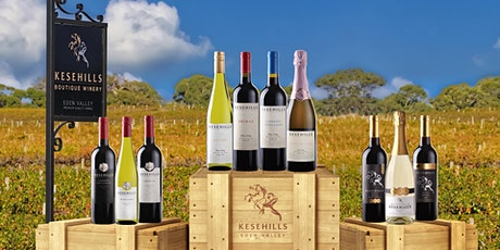 GZELECT X Kesehills Wine Dinner tickets