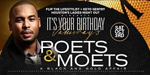Poets & Moets ft. Prentice Powell the Poet