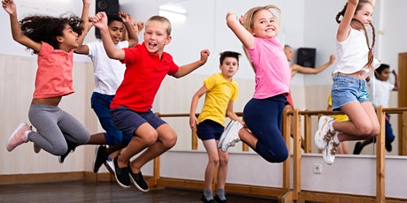 Move it 4 kids afterschool virtual dance party tickets