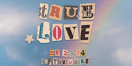TRUE LOVE - LVRMujeres - ANDREA ORTIZ - Para No Casadas entradas